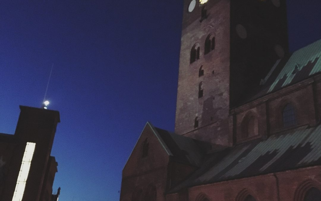 Hjem til Aarhus ♥
